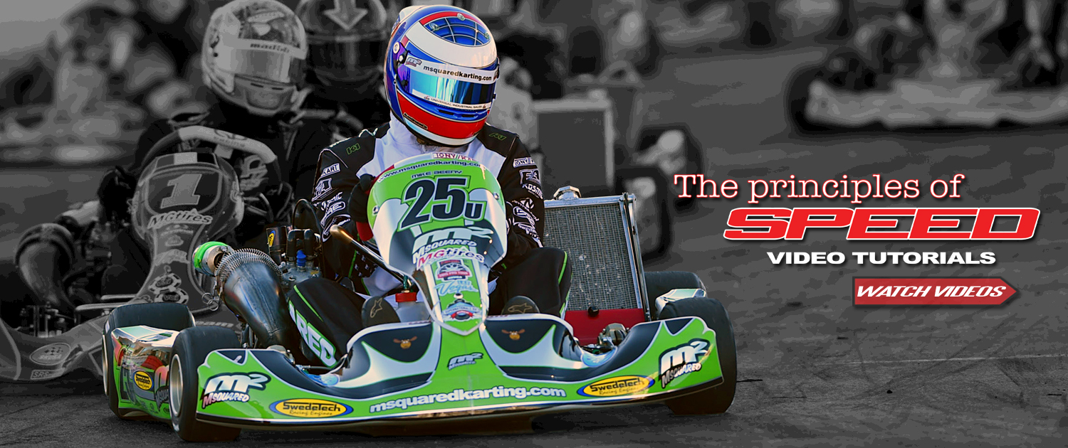 Msquared Karting – Premier Kart Racing Equipment