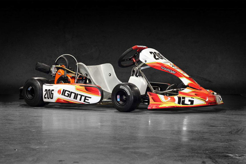 Briggs LO206 Complete Karts – Msquared Karting