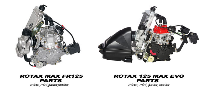 Rotax Max engine parts – Msquared Karting