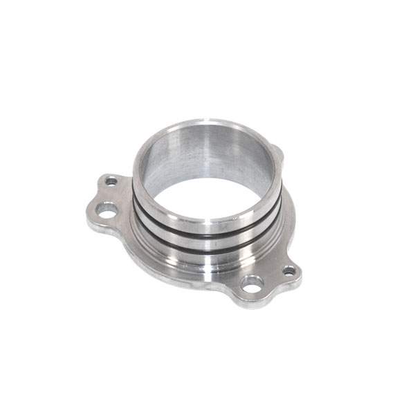 Honda CR125 exhaust flange, o-ringed